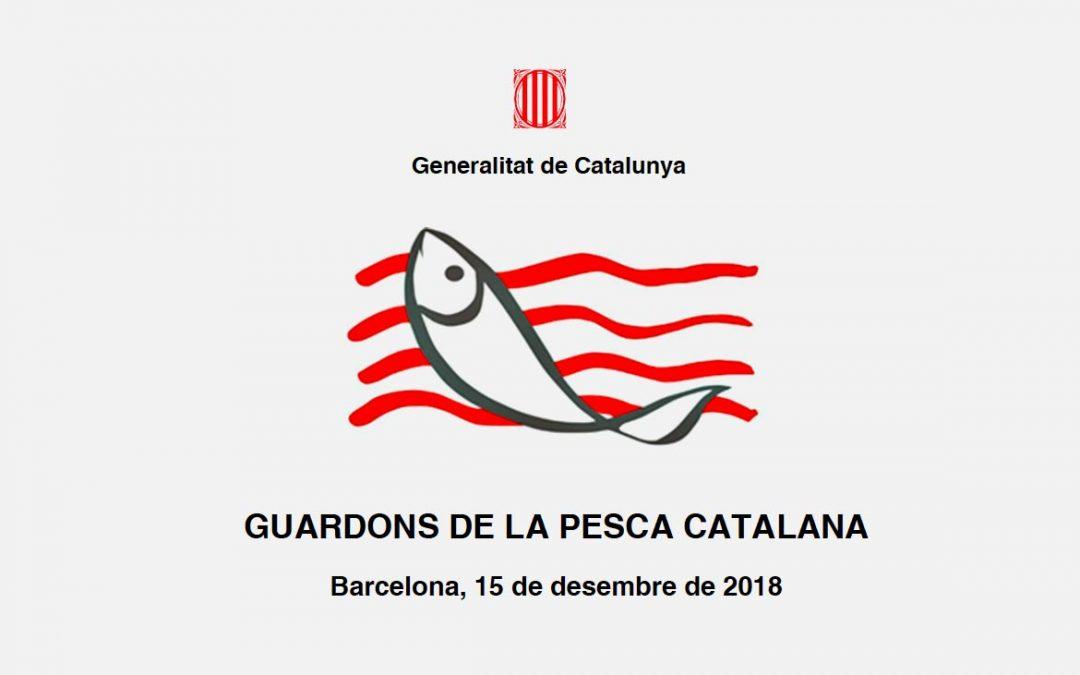 INVITACIÓ A L'ENTREGA DE GUARDONS DE LA PESCA 2018