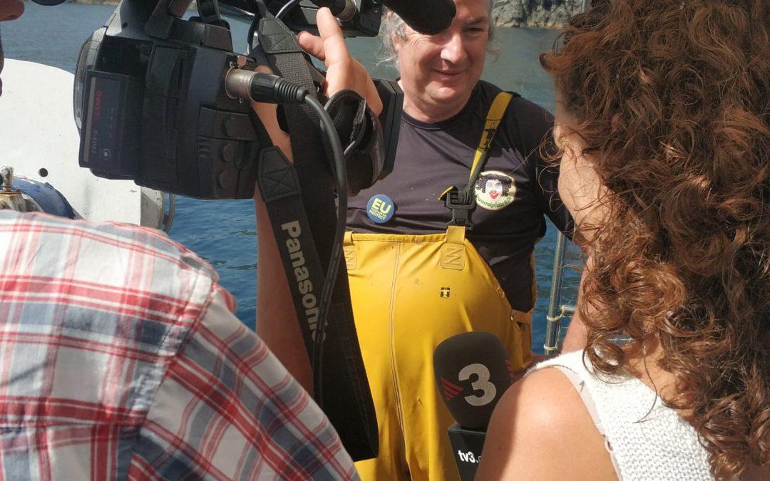 Tallers i col·laboracions amb biòlegs que creen consciència, gràcies TV3.