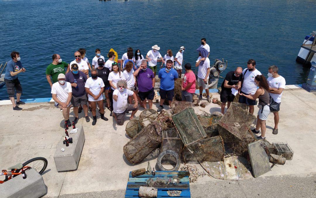 4ª Jornada de recollida d'arts de pesca