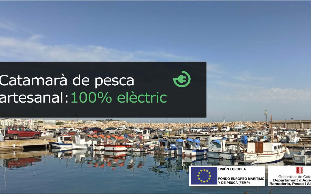 Estudi vaixell elèctric 100% sostenible