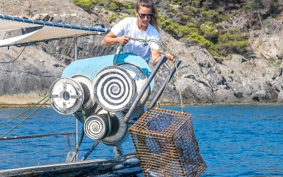 5ena  Jornada de recollida d'arts de pesca perduts.